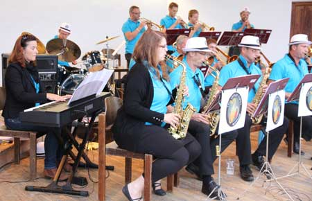 Platzkonzert Big Band Kundl 2014